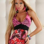 Rochie My77 RareFlowers Pink