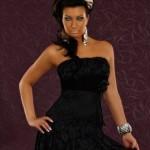 Rochie Beauty Black - Reduceri haine