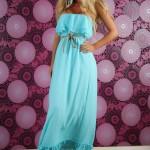 Rochie Adorable Smile Blue - Reduceri haine