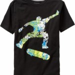 Tricou Graphic T-shirt - Reduceri Haine