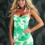 Rochie Mexton Dazzling Green - Reduceri Haine
