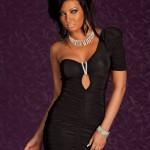 Rochie Impressive Lady Black - Reduceri haine