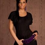 Rochie Galactic Vibe Black - Reduceri haine