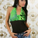 Body Misso Passion Green - Reduceri haine