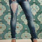 Jeans Mexton Balance Blue - Reduceri haine