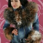 Jacheta Mexton Perfection Blue - Reduceri haine