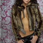 Jacheta Mexton Frozen Brown - Reduceri haine