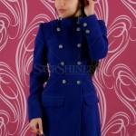 Palton Fabulous Style Blue - Reduceri haine