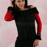 Rochie Stunning Glam Black - Reduceri haine
