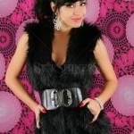 Vesta Mexton Fluffy Black - Reduceri haine