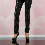 Reducere Mexton Jeans Shining Black