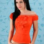 Bluza Mexton Ginger Orange