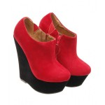 Pantofi de dama rosii Over the Top