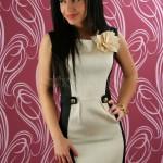 Rochie Tiffani Enchant Black