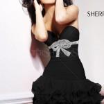 Rochie Sherri Hill Perfection Black