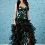 Rochie Sherri Hill Marvelous Black