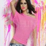 Bluza Mexton Fresh Look Pink