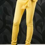 Pantaloni Fofy Serenity Yellow