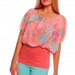 Bluza Sweet Touch Coral