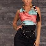 Rochie Trendy Elegance Pink