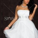 Rochie alba Princess