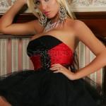 Rochie Sherri Hill Black