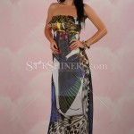 Rochie lunga Great Butterfly
