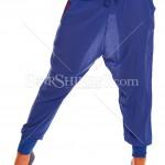 Pantaloni largi de vara DarkBlue