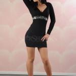 Rochie neagra eleganta My77