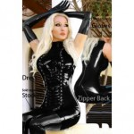 Costum latex animatie