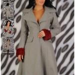Palton dama PrettyGirl Rusian