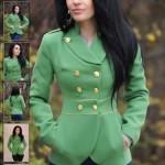 Palton dama scurt LaDonna