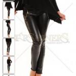 Pantaloni din piele dama