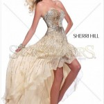 Rochie Sherri Hill Nude