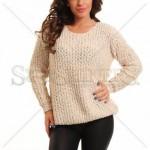 Pulover tricotat dama