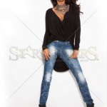 Jeans dama model 2014