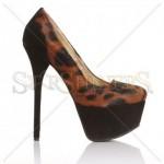 Pantofi cu toc inalt Mexton