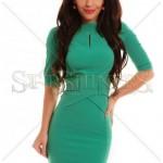 Rochie verde online