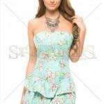 Salopeta corset de vara