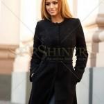 Palton gros negru