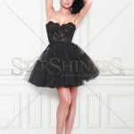 Rochie cu corset scurta