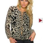 Camasa dama animal print