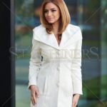 Palton dama elegant cu guler