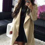 Palton subtire dama