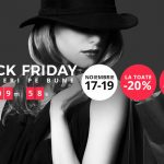 Black Friday StarshinerS - reduceri haine