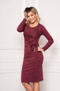 Rochie tricotata eleganta